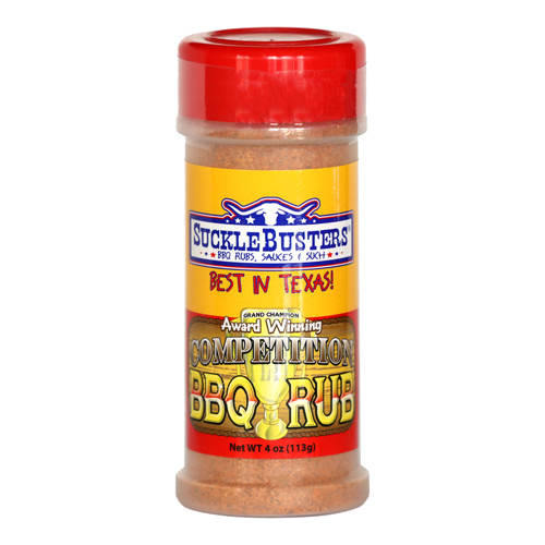 BBQ competition rub