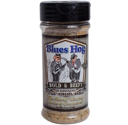 Blues Hog: Bold & Beefy Seasoning 6 oz./170g