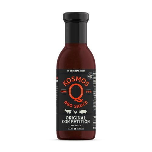 Kosmos Q Original Competition BBQ Sauce 14oz