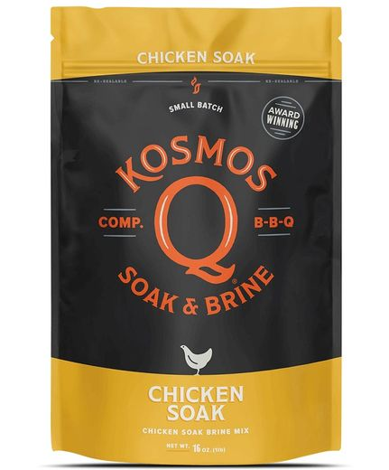 Kosmos Q: Chicken Soak, 16OZ  (453,59g )
