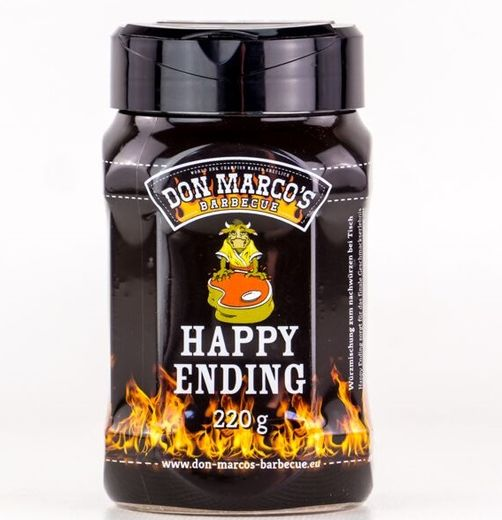 Don Marco's Happy Ending ®