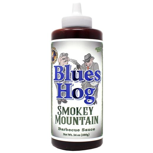 Blues Hog Sqeeze bottle .fi
