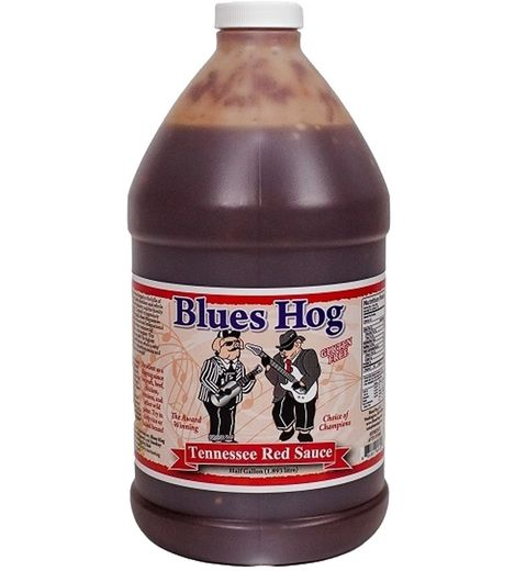 Blues Hog: Tennessee Red Sauce 1/2 gallon (1,893 l)