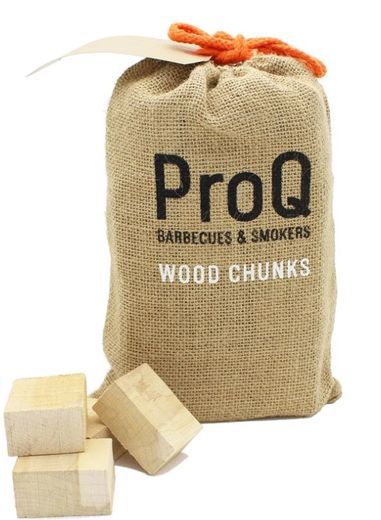 Pro Q chunks lämminsavupalikat vaahtera (Maple) 1kg